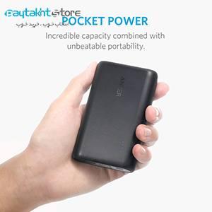 شارژر همراه انکر مدل A1266 PowerCore Speed With Quick Charge 3.0 با ظرفیت 10000 میلی آمپر ساعت